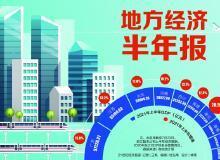 27省份发布经济半年报:苏鲁渝桂吉琼复苏进程领先,湖北反超湖南