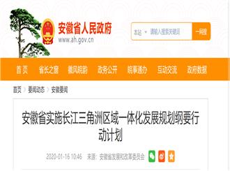 合肥+上海!这个园区战略规划将启动!