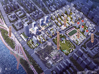 安庆首个4万方公园级示范区开放,为何成为全城焦点?